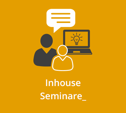 Inhouse Seminare Barrierefrei