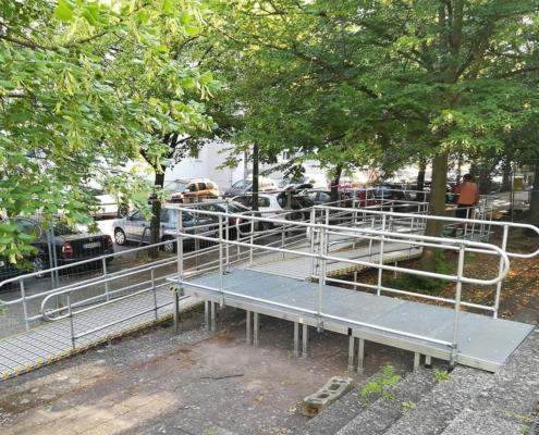 Rollstuhlrampe Potsdam 1