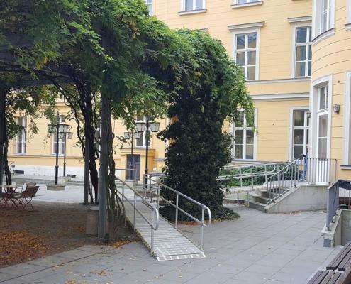 Rollstuhlrmape Kulturprojekte Berlin 2